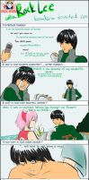 Rock Lee Interview Meme by Komalash