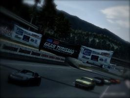 Gran Turismo- The Real Driving Simulator by Shroomkin