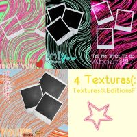 Texturas by TexturesAndEditionsF