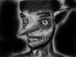 Goblin by Hectichermit