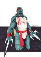 Raphael by LangleyEffect