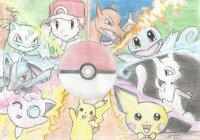 Pokemons Smashers!!! by MeleevsBrawl