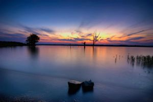 The Lakeside by RyanHeffron