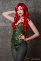 Poison Ivy by DownFall2448