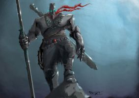 BLACK KNIGHT by Kronium