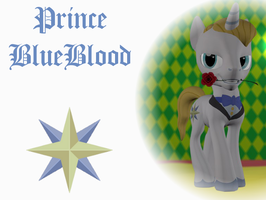 Prince Blueblood by Neros1990