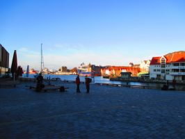 Bryggen by Lacus999
