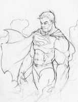 Superman by jjakec