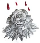 A Rose by xendlessxlovex