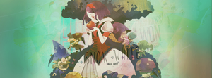Cover Facebook - Snow White by AkaneShi