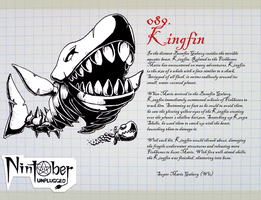 Nintober Unplugged 089 - Kingfin by fryguy64