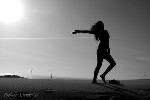dancing in the dune II by PeterLime