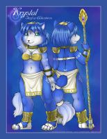 krystal - front and back by morningstar-