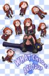 What Chloe Are You? by Teh-Dave