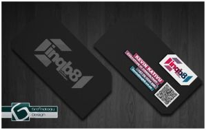 inqb8 business cards by KudakwasheZimunya