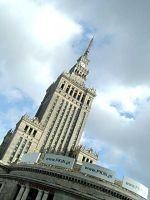 Warsaw- Sky Tower by xuncu