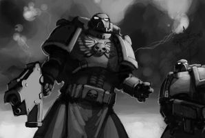 marines WIP by mavhn