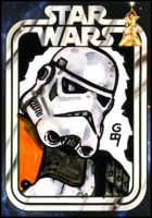 Sandtrooper Fan Days Card by grantgoboom