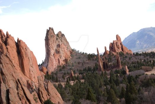 Garden of the Gods 3 by COphotog