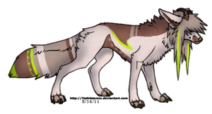 Canine adopt 2 AUCTION (CLOSED) by Adopt-LM