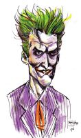 Joker sketch by fredmast
