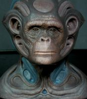 front ape shot by barbelith2000ad