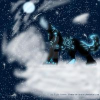 .:: Journey to the Moon ::. by Flames-in-the-eyes