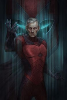 Magneto by jasric
