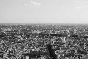 a view of the city.. IV by csilllu
