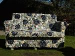 Pottery settee by piglet365