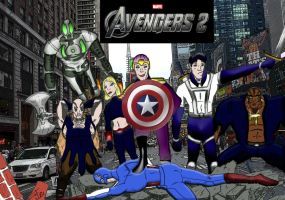 Avengers 2 Challenge by FG-Arcadia