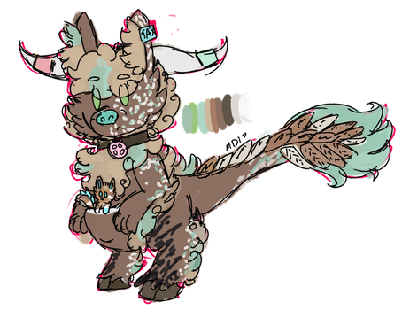 [COM] Sketchy Babnyung custom by mollylollie7