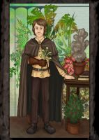 The New Herbology Teacher by Loony-Lucy
