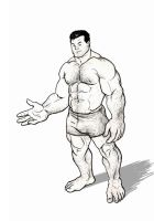 Beast proportions study by NMRosario