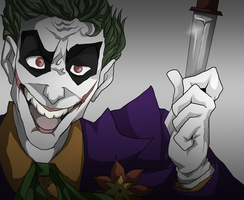 The Joker by NEOmi-triX