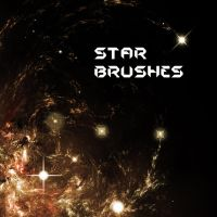 Star Brushes by bioniclealek789