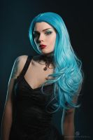 Ice Blue by Elisanth