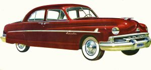 age of chrome and fins : 1951 Lincoln by Peterhoff3