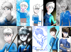 Timeline improvement - Jack Frost by JackFrostOverland