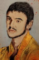 Prince Oberyn by Maheen-S