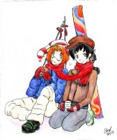 wintersome - Canada + Japan - by illimitefancy