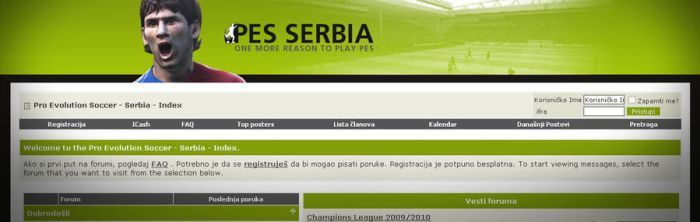 PES Serbia by Zile12