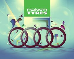 Nokian Tyres 3 by cyanide227