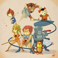 Thundercats by dionbello