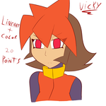 Commision Info (Lineart + color base) 20 Points by Vicky-Axl-x-Lola