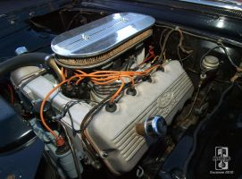 Ford 427 sohc by Swanee3