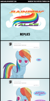 Rainbow Tales Replies: Her Special Hat by Narflarg