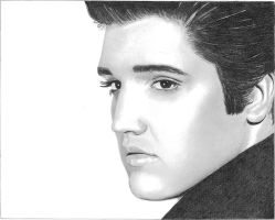 Elvis by gypsytoast