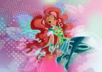 Winx Club. Layla Bloomix by fantazyme