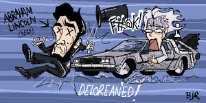 DeLorean'ed by Mr-MegaTronic